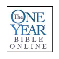 one year bible daily reading